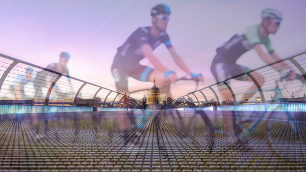Virtual Marathon Series – Cycle London