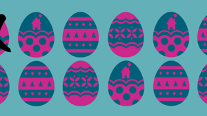 #GiveUpAnEgg for Easter!