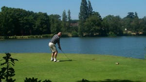Tee-Off for Richard House